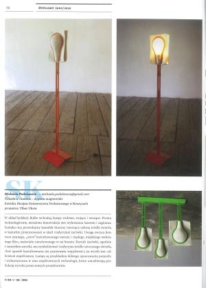 <h5>Kolekcia v časopise 2+3D</h5>