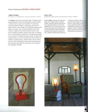 <h5>Kolekcia v časopise Typo</h5>
