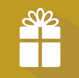 <h5>Dizajnérsky darček</h5>
