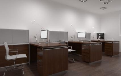 <h5>Interiér kancelárií – Košice</h5>