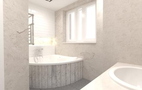 <h5>Interiér kúpeľne</h5>