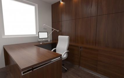 <h5>Interiér kancelárie</h5>