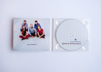 <h5>CD Booklet</h5>