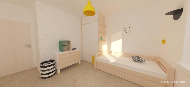 <h5>Detská izba pre chlapca</h5>