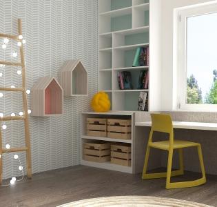 <h5>Detská izba – Čaňa</h5>