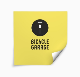 <h5>Bicycle Garage</h5>