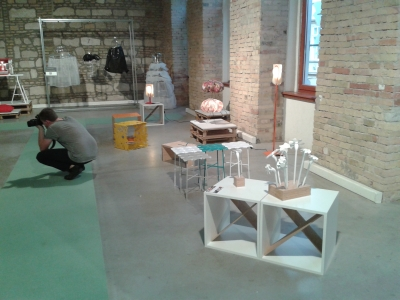 <h5>Design week Budapešť</h5>