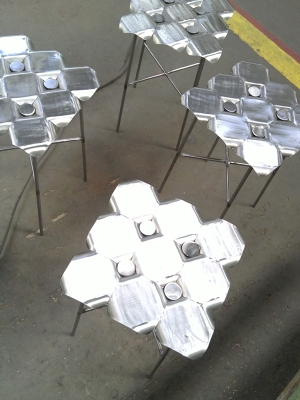<h5>Výroba taburetov</h5>