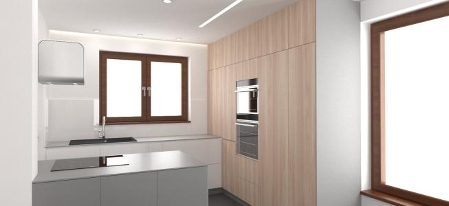 <h5>Vizualizácia – Kuchyňa</h5>