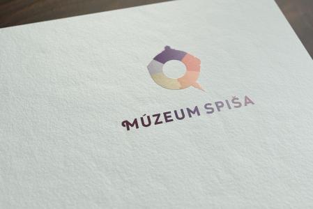 <h5>Logo Múzea Spiša</h5>