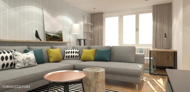 <h5>obývačka</h5>