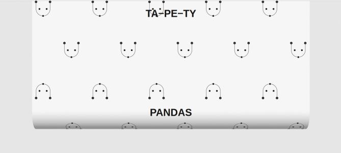<h5>Tapeta Pandas</h5>