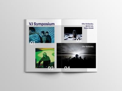 <h5>A4 Magazine VJ symposium</h5>