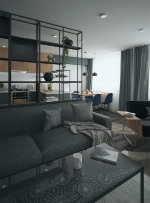 <h5>Interiér košického bytu</h5>