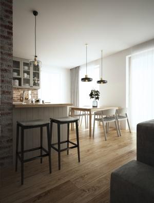 <h5>kuchyňa s jedálňou</h5>